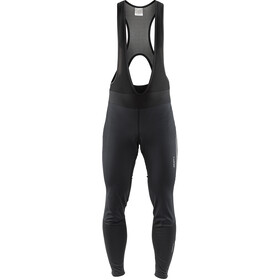 Craft Ideal Pro Wind Bib Tights Pad Men black